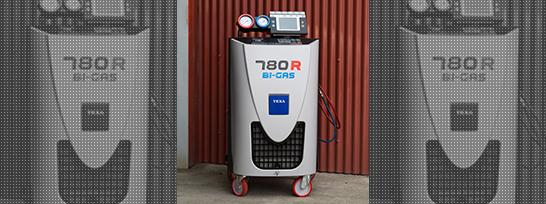 TEXAエアコンガスリフレッシュ機器