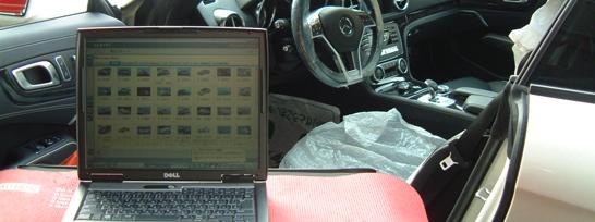輸入車各メーカーの専用テスターにて対応させていただきます!