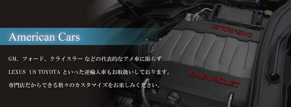 外車整備ドットコム アメリカ車